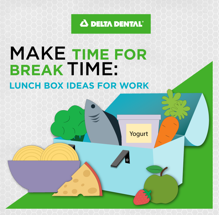 Make Time for Break Time: Lunchbox Ideas for Work