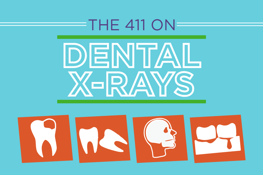 Whether it's a broken bone or damage to teeth and gums, dental x-rays allow things to be seen that