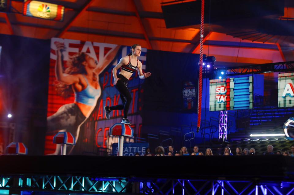 The Ultimate Ninja Experience: McKenna Haase's Run on American Ninja Warrior