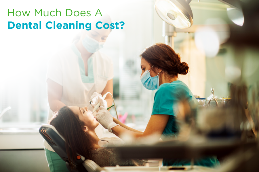What is the Cost of a Teeth Cleaning?