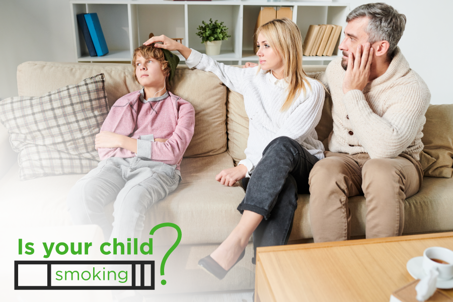 Is Your Child Smoking?