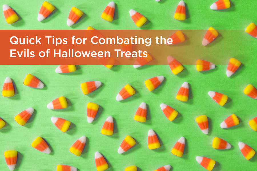 It can be difficult to manage the amount of candy that your child gets while out trick or treating.