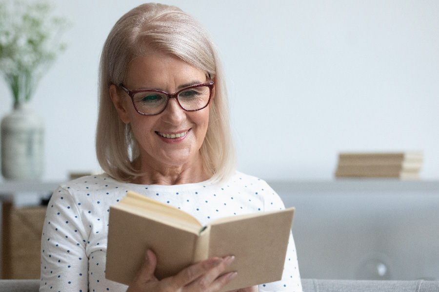 Reading With Glasses