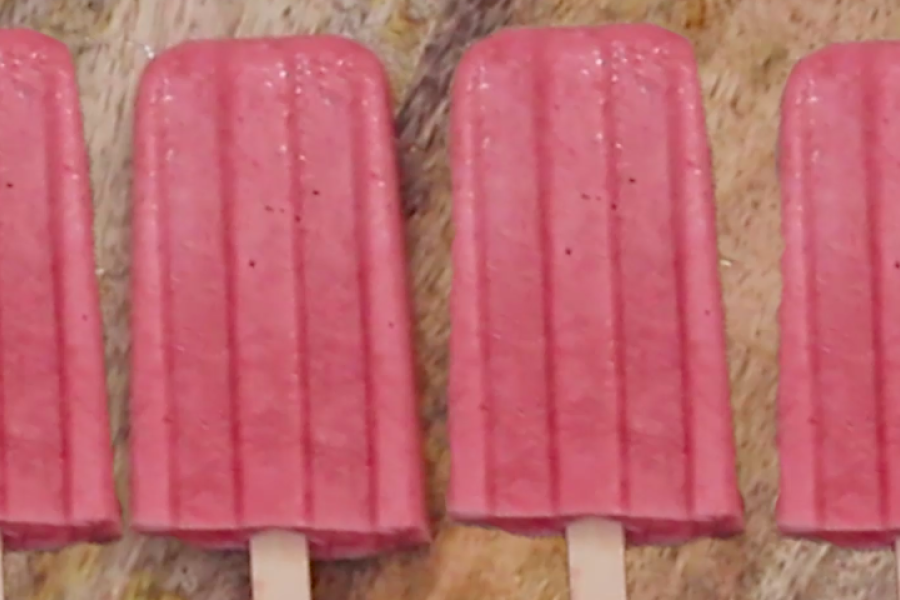 RECIPE: Fruit-Filled Popsicles