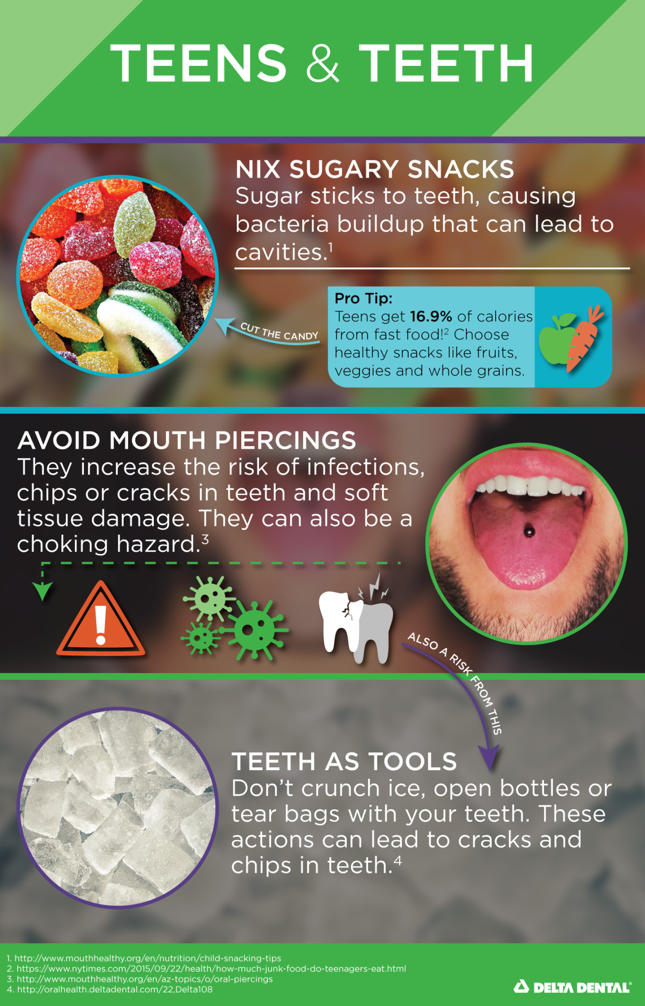 healthy tips for teens