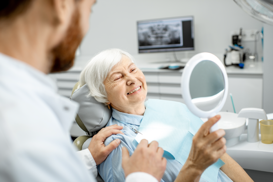 Restorative Care vs Dentures | Impact of Dentures on Health