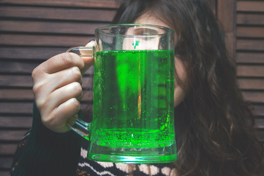 Saint Patrick's Day: Alcohol and Your Teeth