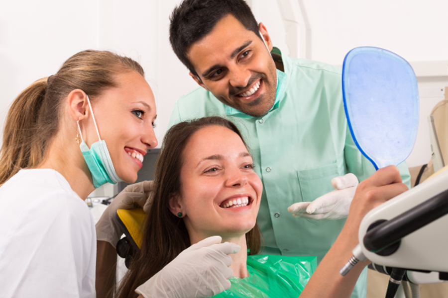 Everybody who's been to the dentist has worked with one, but what exactly are the job duties of a de