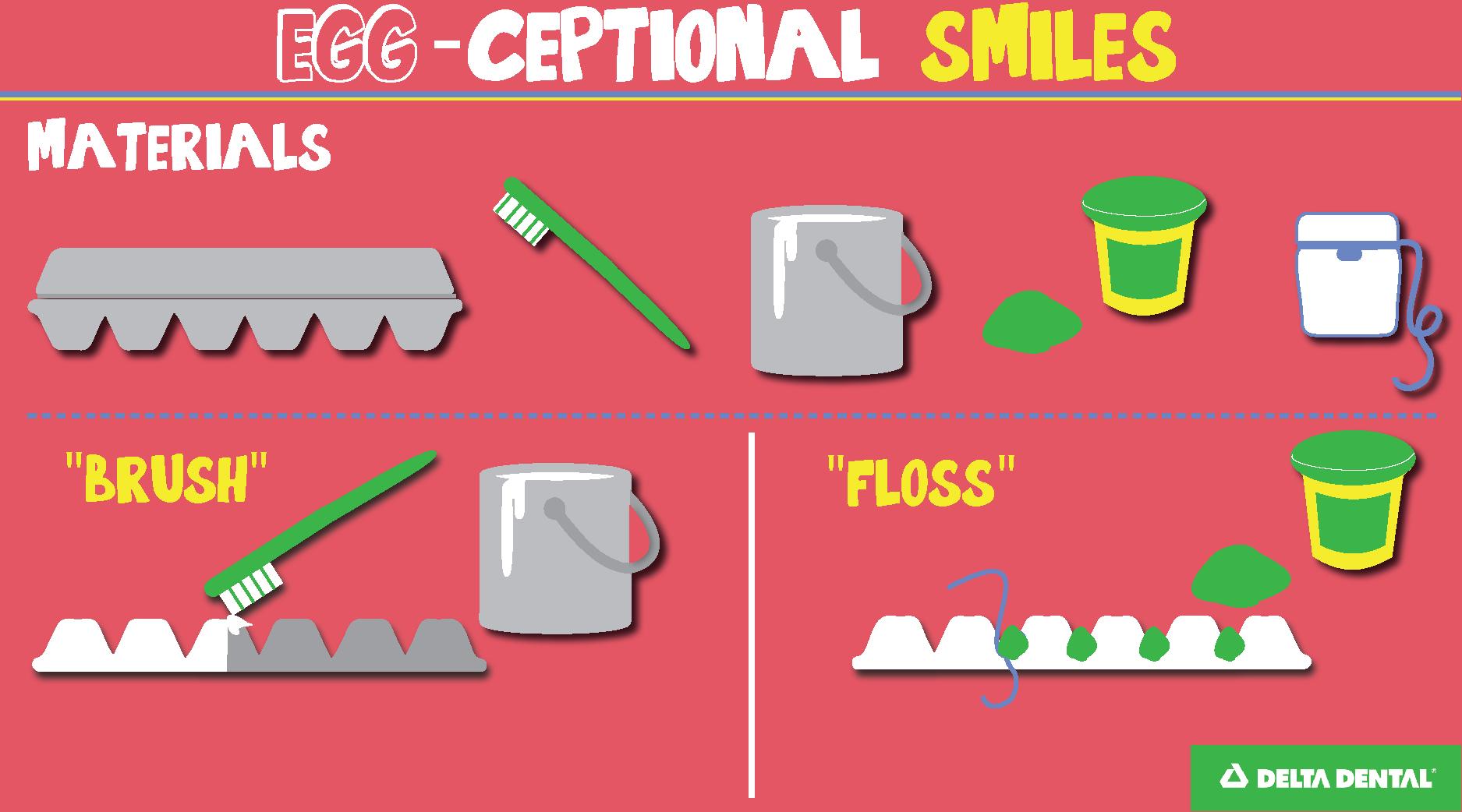 Eggceptional Smiles Delta Dental Of Iowa