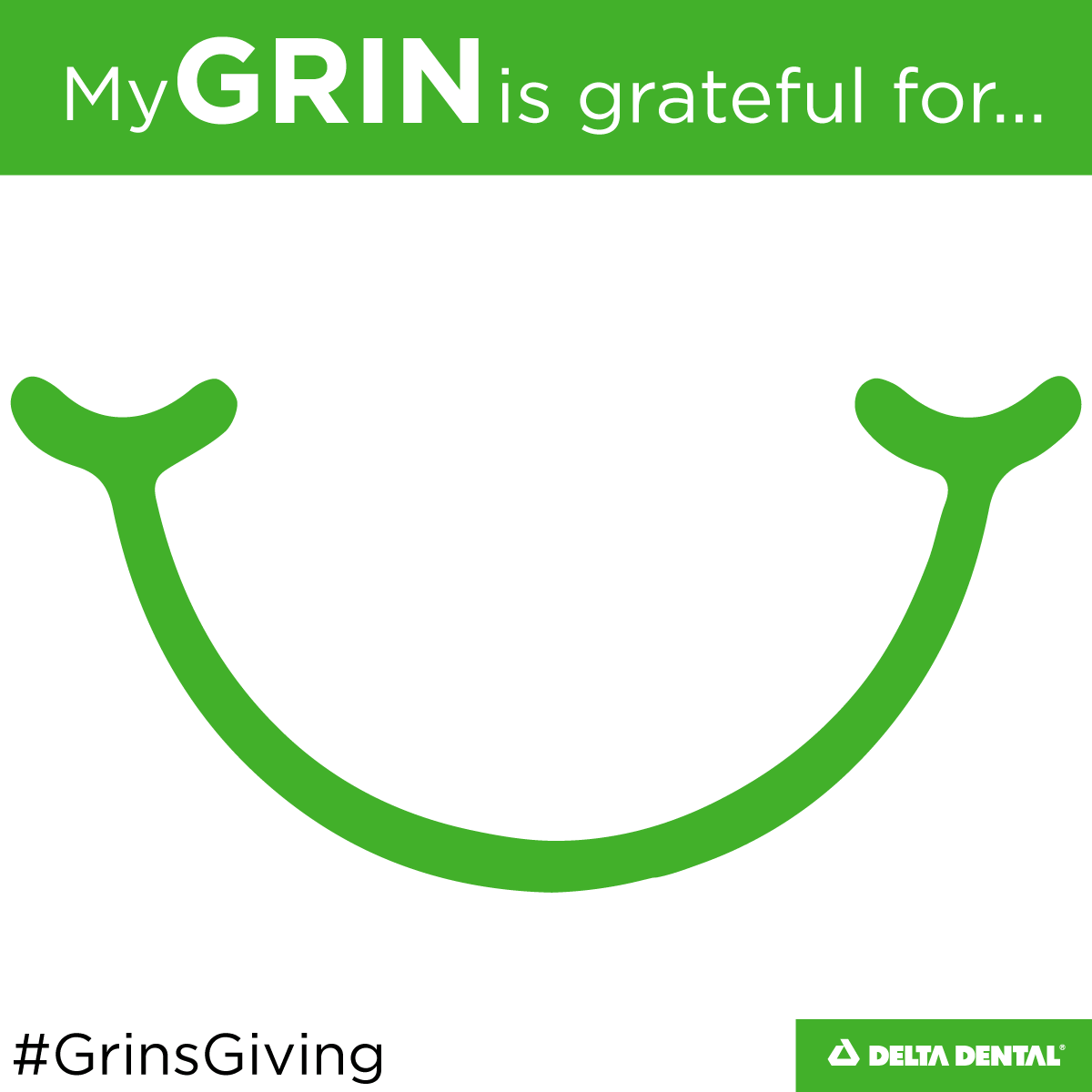 GrinsGiving GRINspirations: Learn what we're grateful for!
