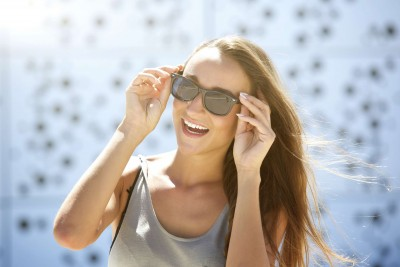 UV rays can cause harm to your eyes. Make sure you're properly protecting your vision while enjoying the sun!