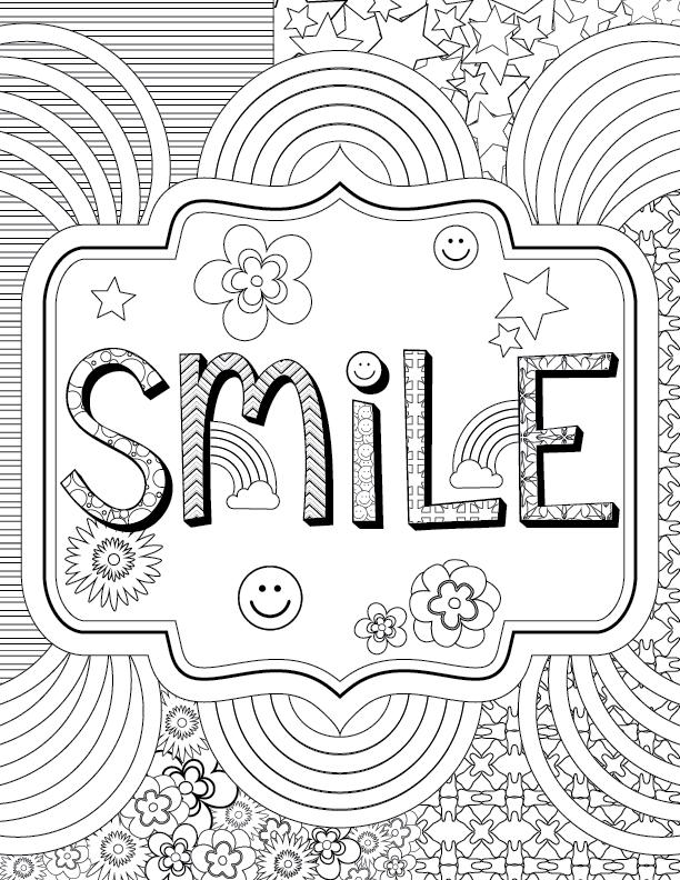 Pick up your crayons and print out these free coloring pages!