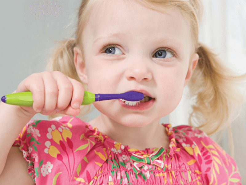 Helping Kids Develop Healthy Dental Habits