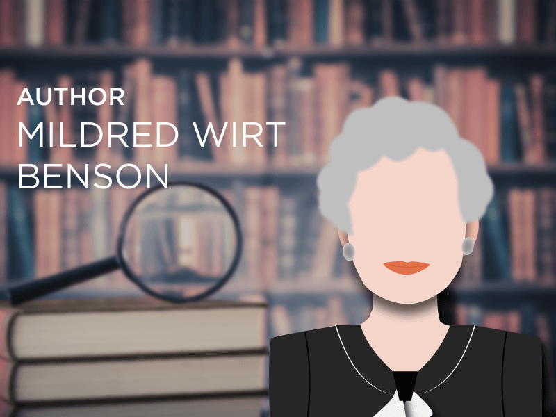 Mildred Wirt Benson