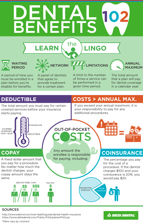 Not fluent in insurance? Not to worry! We break it down in this infographic: